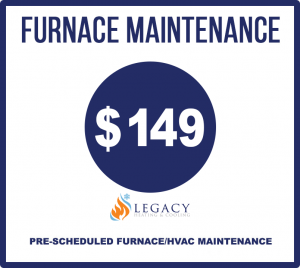 Furnace HVAC Maintenance